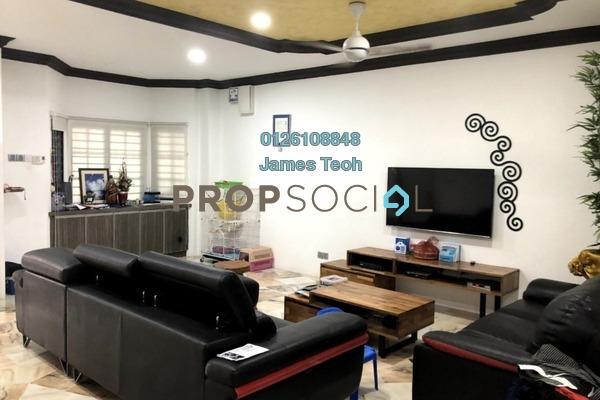 For Sale Terrace at Taman Cempaka Sari 2, Klang Freehold Semi Furnished 6R/3B 950k