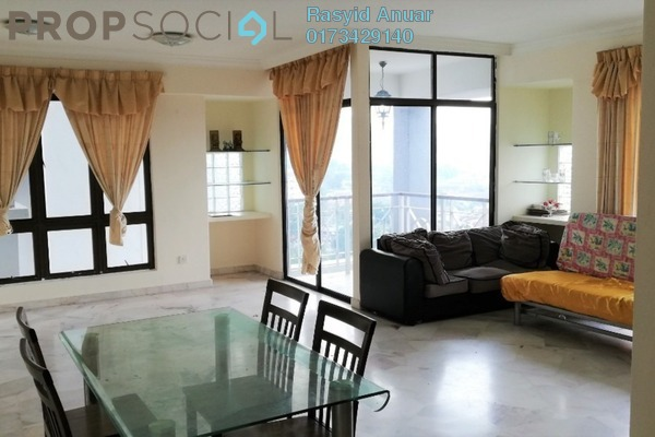 For Rent Condominium at Gurney Heights, Keramat Freehold Fully Furnished 3R/2B 2k