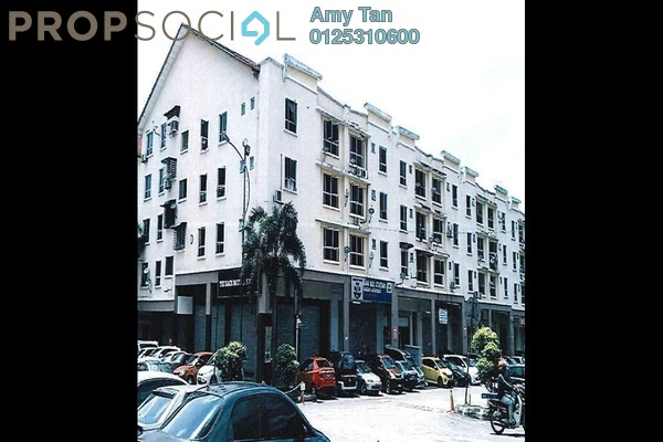 For Sale Apartment at One Selayang, Selayang Freehold Semi Furnished 3R/1B 180k