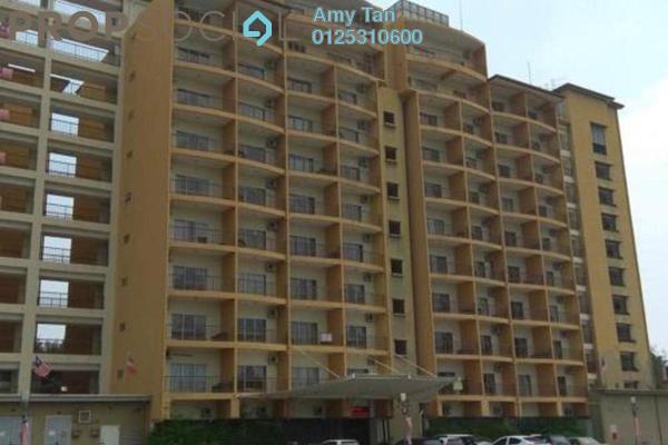 For Sale Condominium at Gold Coast Morib Resort, Banting Freehold Semi Furnished 3R/1B 90k