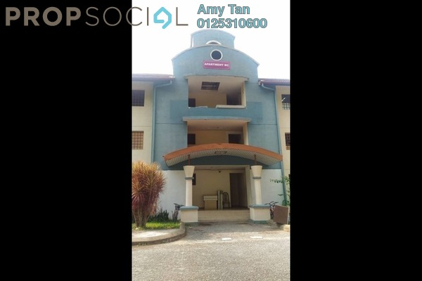 For Sale Apartment at A'Famosa Resort, Alor Gajah Freehold Semi Furnished 0R/0B 106k