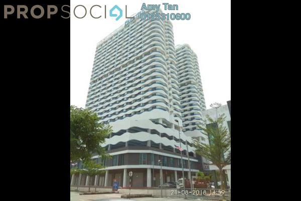 For Sale Condominium at The Wave Residence, Melaka Freehold Semi Furnished 3R/1B 279k