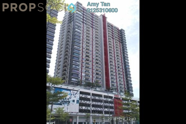 For Sale Condominium at Koi Prima, Puchong Freehold Semi Furnished 0R/0B 378k