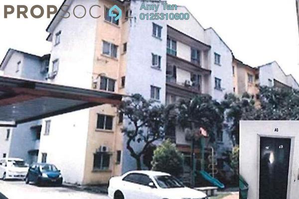For Sale Apartment at Taman Kajang Putra, Kajang Freehold Semi Furnished 0R/0B 180k