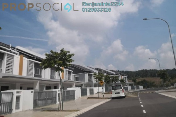 For Sale Terrace at Serene Heights Condominium, Miri Freehold Unfurnished 4R/3B 650k