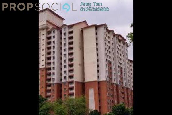 For Sale Apartment at Putra Damai Apartment, Putrajaya Freehold Semi Furnished 0R/0B 260k