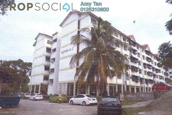 For Sale Apartment at Section 7, Petaling Jaya Freehold Semi Furnished 0R/0B 100k