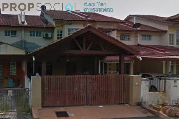 For Sale Terrace at Bandar Puncak Alam, Kuala Selangor Freehold Semi Furnished 0R/0B 360k