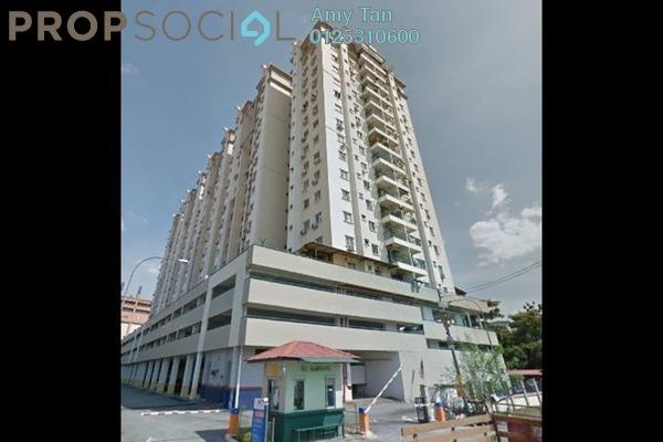 For Sale Condominium at Sri Ampang Mas, Ampang Freehold Semi Furnished 0R/0B 360k