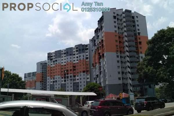 For Sale Apartment at Sri Penara, Bandar Sri Permaisuri Freehold Semi Furnished 0R/0B 160k