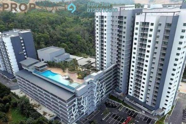 For Sale Condominium at Sutera Pines, Bandar Sungai Long Freehold Semi Furnished 0R/0B 702k