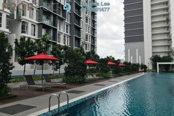 For Sale Condominium at Green Residence, Cheras South Freehold Semi Furnished 3R/2B 567k