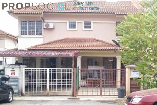 For Sale Terrace at Saujana Rawang, Rawang Freehold Semi Furnished 0R/0B 203k