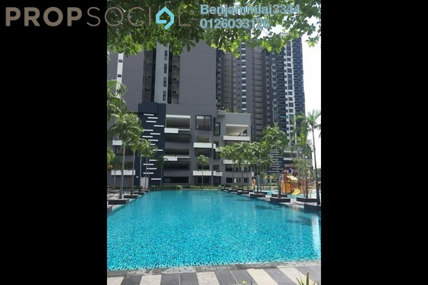 For Sale Condominium at The Vyne, Sungai Besi Freehold Semi Furnished 3R/2B 732k