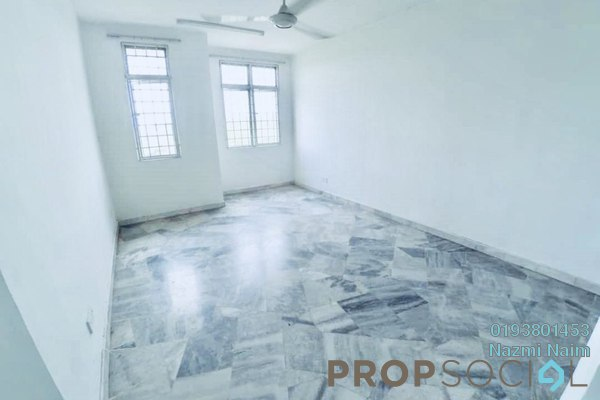 For Sale Apartment at Ilham Apartment, TTDI Jaya Freehold Unfurnished 3R/2B 260k
