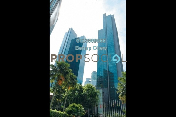 For Rent Office at Menara Bangkok Bank, KLCC Freehold Semi Furnished 0R/0B 18k