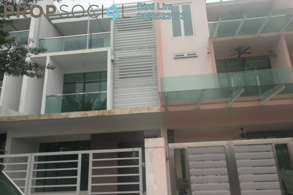 For Sale Terrace at Kinrara Residence, Bandar Kinrara Freehold Unfurnished 5R/5B 1.08m