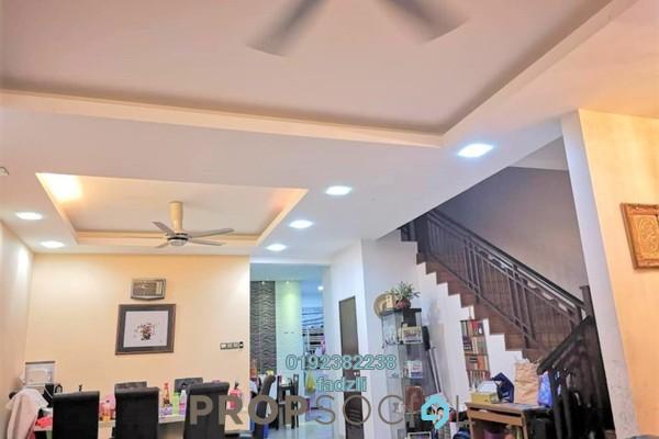 For Sale Terrace at Nerida, Denai Alam Freehold Semi Furnished 4R/4B 820k