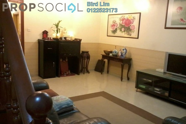 For Sale Terrace at Taman Puncak Jalil, Bandar Putra Permai Freehold Fully Furnished 4R/3B 558k