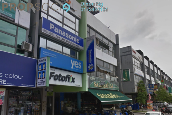 For Rent Shop at Jalan Sungai Besi, Kuala Lumpur Freehold Semi Furnished 1R/1B 1.9k