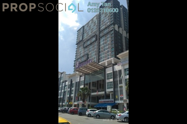 For Sale Office at 3Elements, Bandar Putra Permai Freehold Semi Furnished 0R/0B 243k