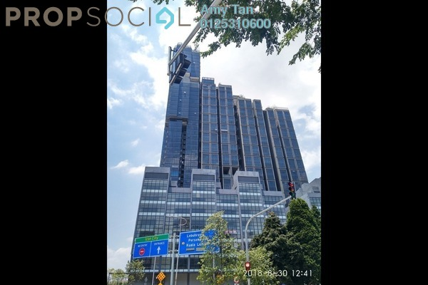 For Sale Office at Icon City, Petaling Jaya Freehold Semi Furnished 0R/0B 513k