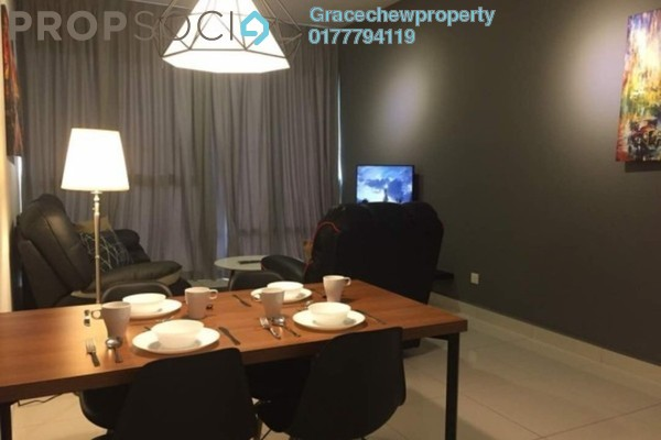 For Rent Serviced Residence at SouthKey Mosaic @ SouthKey, Johor Bahru Freehold Fully Furnished 2R/2B 2.3k