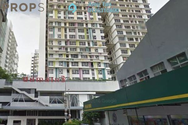 For Sale Apartment at The Domain, Cyberjaya Freehold Semi Furnished 0R/0B 180k
