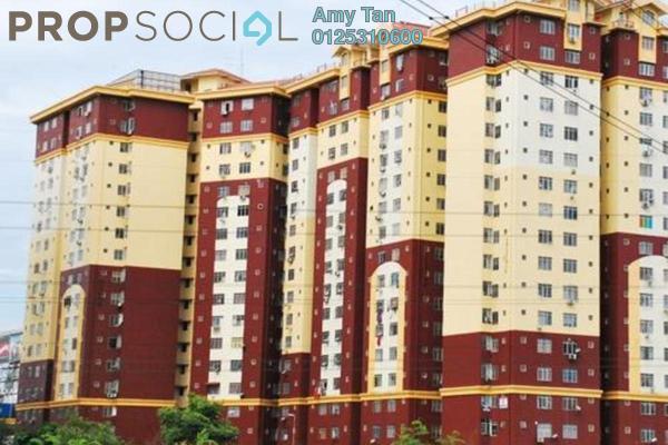 For Sale Apartment at Mentari Court 2, Bandar Sunway Freehold Semi Furnished 0R/0B 260k
