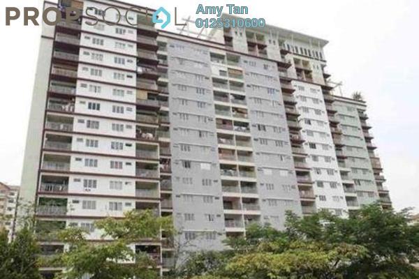 For Sale Condominium at Vista Amani, Bandar Sri Permaisuri Freehold Semi Furnished 0R/0B 396k