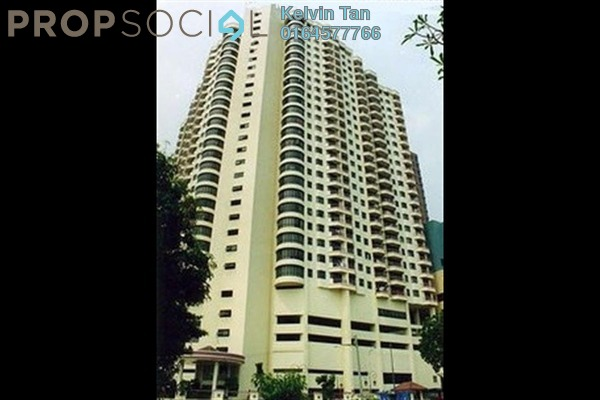 For Rent Condominium at Midlands Condominium, Pulau Tikus Freehold Fully Furnished 3R/2B 1.6k