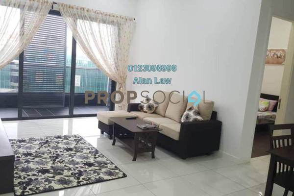 For Sale Condominium at The Veo, Melawati Freehold Fully Furnished 1R/1B 555k
