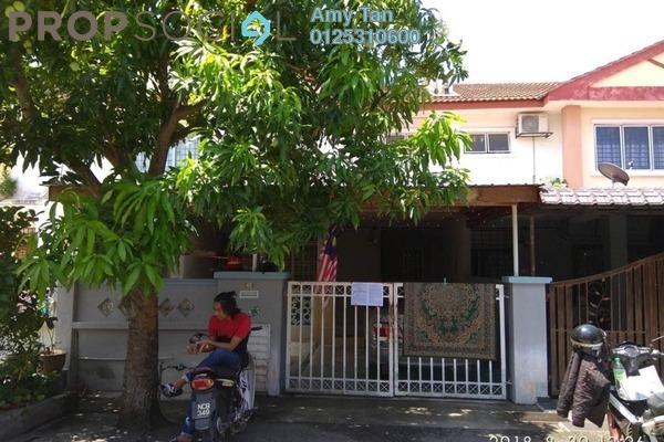 For Sale Terrace at Bandar Tasik Kesuma, Semenyih Freehold Semi Furnished 0R/0B 350k