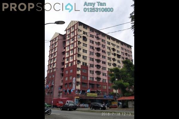 For Sale Serviced Residence at Desa Mentari, Bandar Sunway Freehold Semi Furnished 0R/0B 94.5k