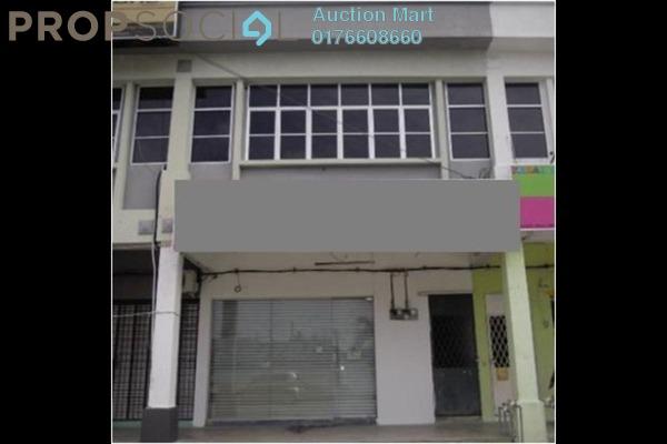 For Sale Shop at Sarai, Kuala Terengganu Leasehold Unfurnished 0R/0B 500k