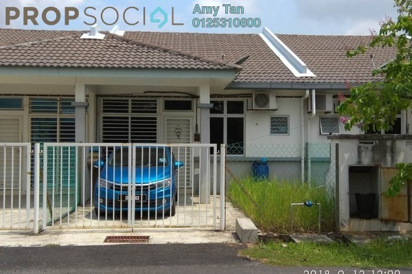 For Sale Terrace at SP 7, Bandar Saujana Putra Freehold Semi Furnished 0R/0B 297k