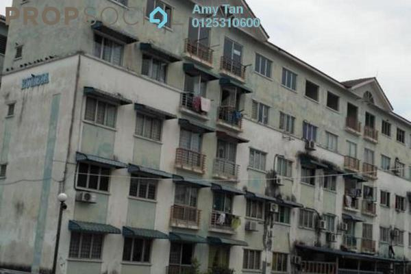 For Sale Apartment at Bandar Country Homes, Rawang Freehold Semi Furnished 0R/0B 60k