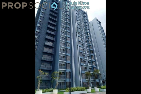 For Sale Condominium at Green Park, Seri Kembangan Freehold Unfurnished 3R/2B 405k