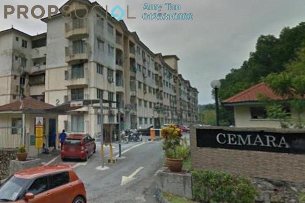 For Sale Apartment at Taman Pinggiran Putra, Bandar Putra Permai Freehold Semi Furnished 0R/0B 250k