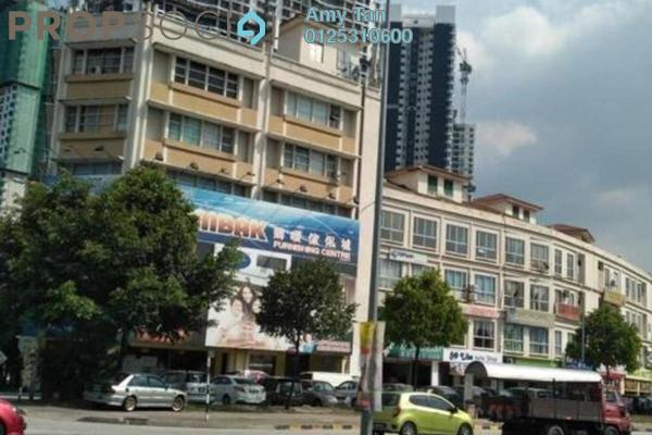 For Sale Office at Taman Suria Setapak, Setapak Freehold Semi Furnished 0R/0B 160k