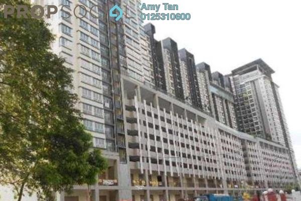 For Sale Condominium at Amara, Batu Caves Freehold Semi Furnished 0R/0B 340k