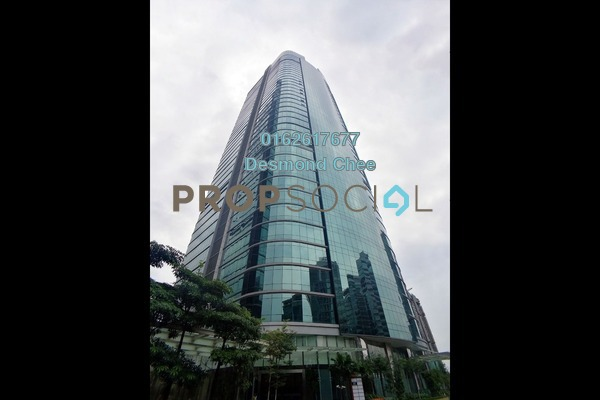For Rent Office at The Vertical, Bangsar South Freehold Fully Furnished 0R/0B 4.2k