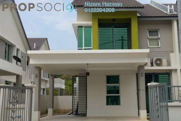 For Sale Semi-Detached at Bayu Suria, Puncak Alam Freehold Unfurnished 4R/3B 550k
