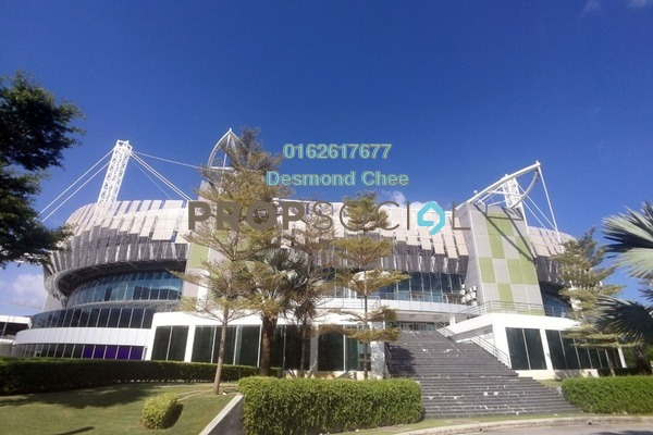 For Rent Office at sPICE Arena, Penang Freehold Fully Furnished 0R/0B 2.98k