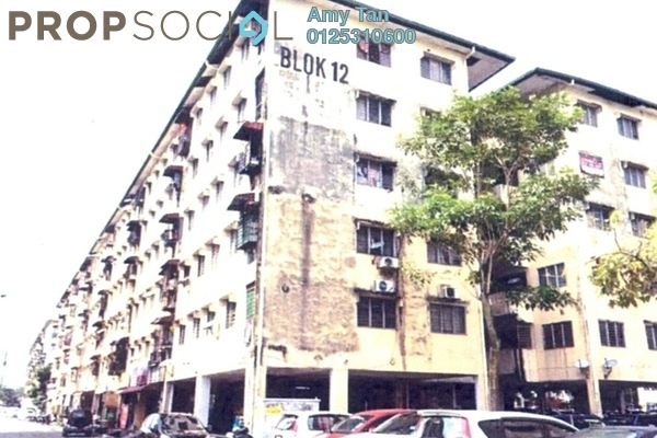 For Sale Serviced Residence at Taman Subang Perdana, Subang Freehold Semi Furnished 0R/0B 100k
