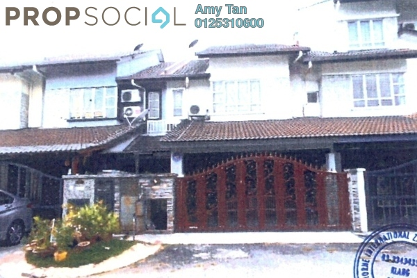 For Sale Terrace at Bandar Nusaputra, Puchong Freehold Semi Furnished 0R/0B 850k
