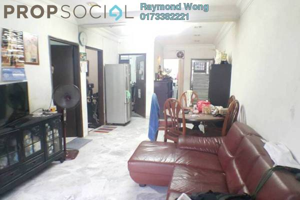 For Sale Apartment at Taman Lembah Maju, Pandan Indah Leasehold Unfurnished 3R/2B 210k