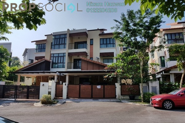 For Sale Semi-Detached at Taman Melawati, Melawati Freehold Unfurnished 5R/6B 2m
