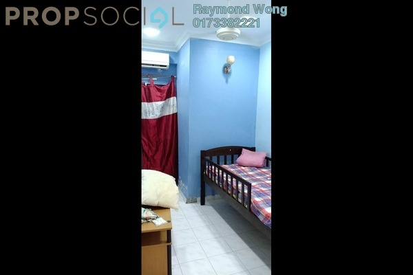 For Sale Apartment at Taman Lembah Maju, Pandan Indah Leasehold Semi Furnished 3R/2B 211k