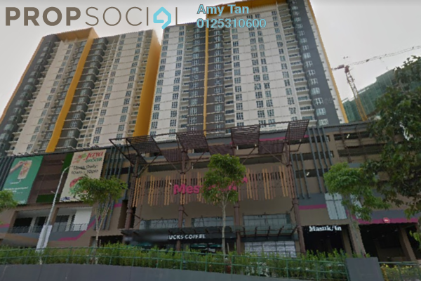 For Sale Apartment at MesaHill, Putra Nilai Freehold Semi Furnished 0R/0B 219k